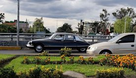 Car Spotting in Mexico City: The Huge Metropolis's Wildest, Awesomest Rides