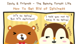 Squly & Friends - The Beauty Forest Life ☺️ :How To Get...