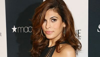Eva Mendes Reflects on Her Insecurities as a Young Actress