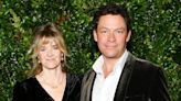 Dominic West's Wife Reflects on Their 'Wonderful Love Affair' After Lily James Photo Scandal
