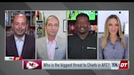 Roundtable: Biggest threat to Chiefs in AFC?