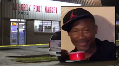 Family of man beaten to death with metal pipe at store urges suspect to come forward
