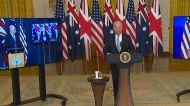 U.S. faces backlash over new pact with U.K. and Australia involving nuclear submarines