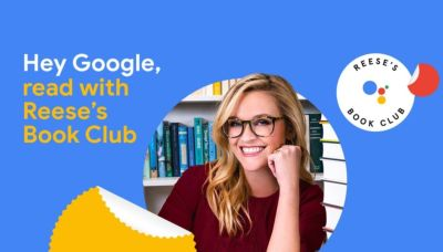 This New Feature of Reese Witherspoon's Book Club Will Have You Set With Reading Recommendations For Life