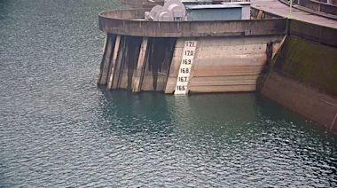 翡翠水庫蓄水量掉至7成 原因曝光