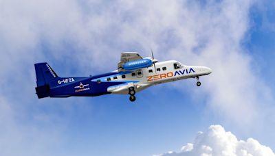 【李嘉誠有份】氫能航企ZeroAvia簽兩大合作 氣候大會展示飛機 - 香港經濟日報 - TOPick - 新聞 - 特寫