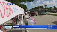 Solidarity Rallies For Cuba Resume Friday; Caravan Heading To DC
