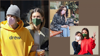 Sammi、阿Sa、梁詠琪都愛用的口罩品牌KAZE Origins:最新推出沙糖色!