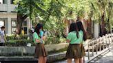 國中會考結束 補教界預估33分上武陵高中