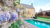UK cottages with private pools to book now for your summer holiday