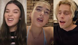 Dua Lipa, 5SOS, Hailee Steinfeld And More Team Up To Cover An Uplifting Classic