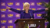 As Kim Mulkey joins LSU during sexual assault crisis, her defense of Baylor looms large