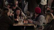 Polish bars celebrate midnight reopening