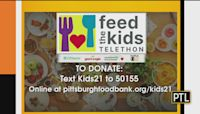 Thank You For Your Donations To The Feed The Kids Telethon