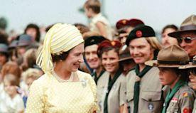 Australia through the Eyes of Royal Visitors