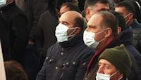 Georgians rally for ruling party ahead of local polls