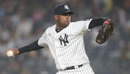 Yankees vs Rangers:Yankees flex home run power and Severino returns in 7-1 win   Yankees Post Game