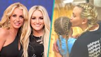 Jamie Lynn Spears' Daughter Comforts Her In Emotional Recording Amid Britney Spears Drama