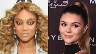 Tyra Banks defends Olivia Jade and calls her 'brave' ahead of 'Dancing With the Stars' debut