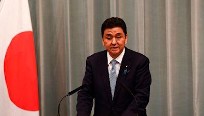 岸信夫接受外媒專訪 強調台灣與日本息息相關