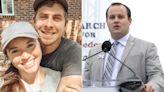 Joy-Anna Duggar and Austin Forsyth 'Heartbroken' Over Her Brother Josh Duggar's Child Porn Charges