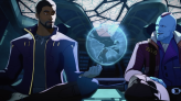 Marvel's What If...? star Jeffrey Wright on Chadwick Boseman's final role