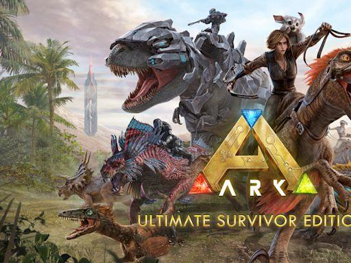 收錄所有 DLC 內容的《方舟:生存進化》究極中文數位版正式發售