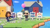 Animal Crossing gets political as Biden campaign lets players set up virtual yard signs