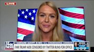 Former Trump aide censored by Twitter runs for office