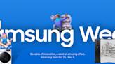 Samsung kicks off 'Samsung Week', joins early Black Friday festivities | ZDNet