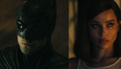 Bone-Crushing 'The Batman' Trailer Unleashes Robert Pattinson And Zoë Kravitz's Catwoman