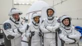 Elon Musk's SpaceX Launches Its First Civilian Crew Mission Into Space