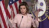 Dems 'making great progress' on spending plan -Pelosi