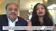 Martin Luther King Jr.'s family feel 'responsibility' to 'feed the flames' of civil rights legacy