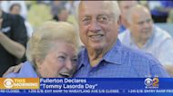 Fullerton To Honor Tommy And Jo Lasorda Wednesday