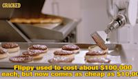 Meet The Burger Flipping Robot That Will Steal Your Low-Wage Job
