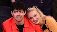 Sophie Turner Reveals Dapper New Photos Of Husband Joe Jonas For His 32nd Birthday