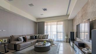 家最舒適的樣貌!替你圓夢的現代風美形大宅