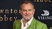Downton Abbey star Hugh Bonneville's rare childhood photo is too cute for words