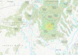 6.5強震襲美愛達荷州 全州搖晃未傳災情