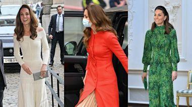 你也買得到凱特的連身裙、半截裙!10款劍橋公爵夫人穿過的裙款出自甚麼品牌?