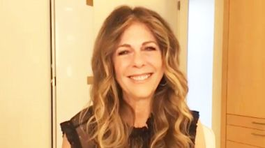 Rita Wilson Talks About Her EPIC 'Naughty by Nature' Instagram Rap Video (Exclusive)