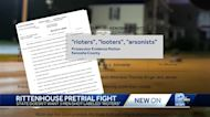 Prosecutors file motion on what to call Rittenhouse victims