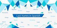 Last Names in Spanish   SpanishDict