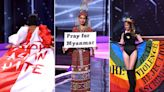 Miss Universe 2020 Contestants Made Powerful Political Statements During Pageant