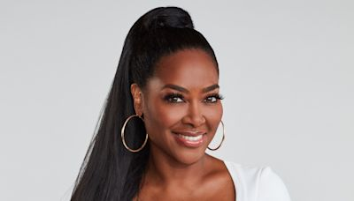 Kenya Moore Is Red Hot in Her First Look for Dancing With the Stars