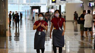 張竹君指機場感染機會較大 地勤與同事曾脫口罩合照涉50至80人