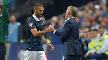 歐國盃|迪甘斯有意重召賓施馬 事隔5年後重返法國隊 | 蘋果日報