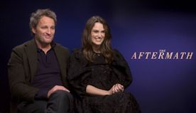 The Aftermath: Exclusive Interview With Keira Knightley, Jason Clarke & James Kent