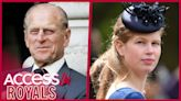 Prince Philip Left This Touching Gift For Teen Granddaughter Lady Louise (Report)